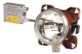 90mm DE Xenon Classic Head Lamp Module Bulb