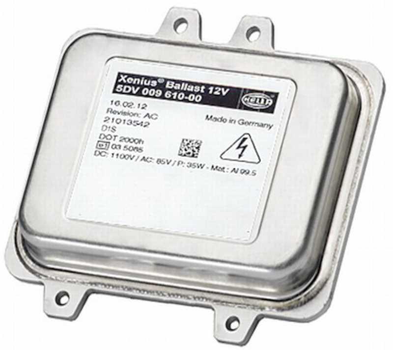 Xenon Ballast System 009610001