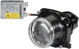 90mm DE Bi-Xenon Headlamp