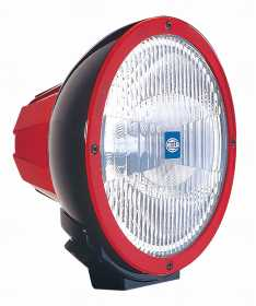 Rallye 4000 Xenon Euro Beam Lamp Unit