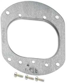 90mm Head Lamp Mounting Frame
