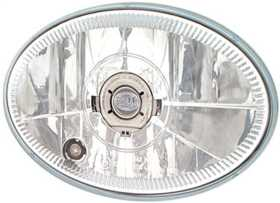 Oval 120 Halogen Work Lamp Insert
