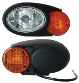 Oval C120 Combination Headlamp