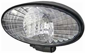 Oval 90 Halogen Work Lamp