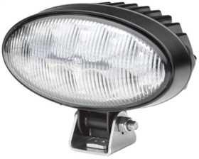Oval 90 LED Work Lamp
