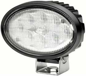 Oval 100 LED Work Lamp