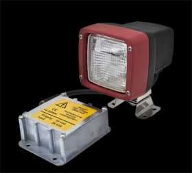 Ultra Beam Xenon Work Lamp