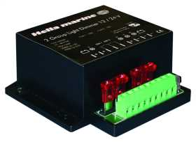 2 Group Light Dimmer Control Unit