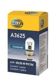 3625 Headlamp Bulb