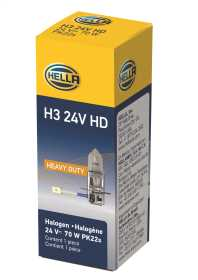 H3 Heavy Duty Halogen Bulb