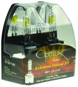 Optilux® XY Series 881 Xenon Halogen Bulb
