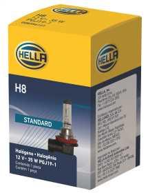 H8 Halogen Bulb