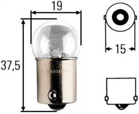 G6 Heavy Duty Incandescent Bulb