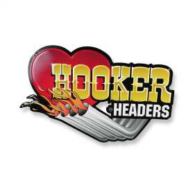 Hooker Headers Metal Sign