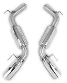 Blackheart Axle-Back Exhaust System