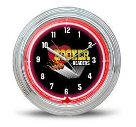 Hooker Neon Wall Clock