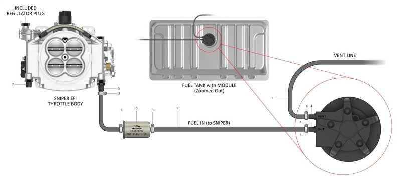 Holley EFI Sniper EFI Self-Tuning Master Kit 550-510D