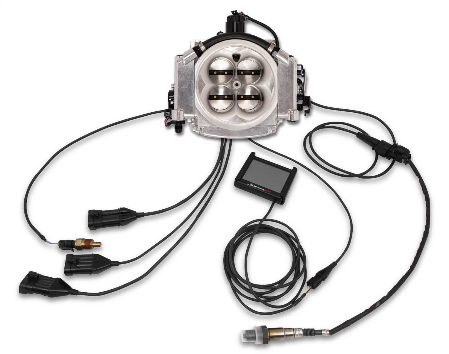 550-540 Holley EFI Holley Sniper EFI Xflow Injector System