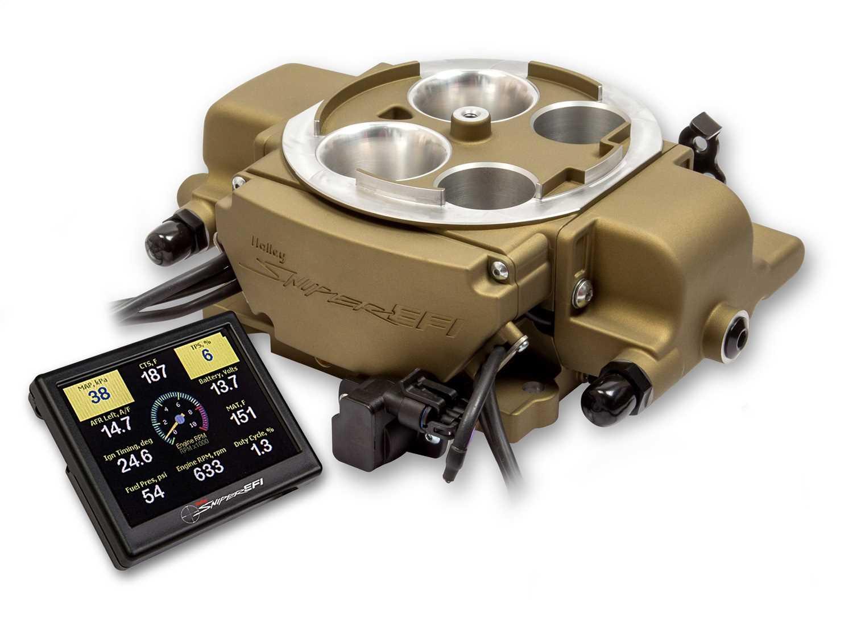 Holley EFI Sniper EFI Quadrajet Carburetor 550-869 550-869