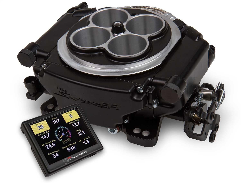 Holley EFI Sniper EFI Self-Tuning Kit 550-511 550-511