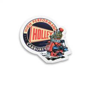 Holley Retro Metal Sign