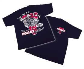 Holley DP Retro T-Shirt