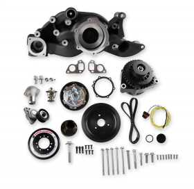 Mid-Mount Complete Race Accessory System 20-182BK