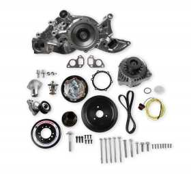 Mid-Mount Complete Race Accessory System 20-182P