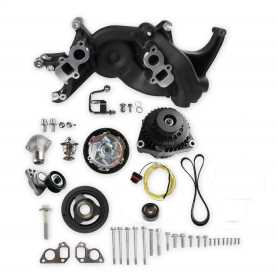 Mid-Mount Complete Race Accessory System 20-187BK