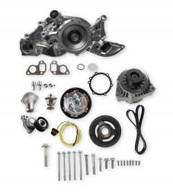 Mid-Mount Complete Race Accessory System 20-187P