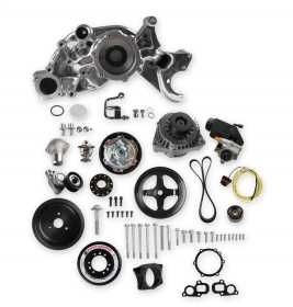 Mid-Mount Accessory Drive System Kit 20-201P