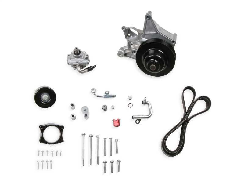 Component Add-On Power Steering 20-222