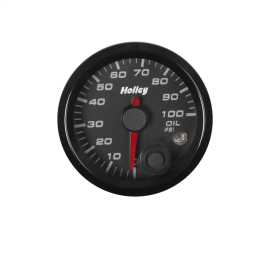 Analog Style Oil Pressure Gauge