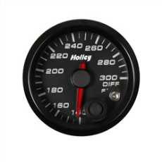 Differential Temperature Gauge