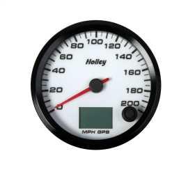 Holley EFI GPS Speedometer 26-611W