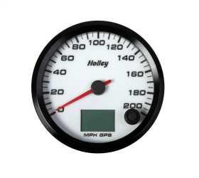 Holley EFI GPS Speedometer 26-613W
