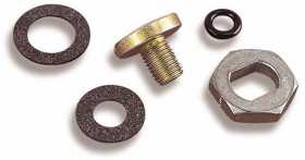 Needle And Seat Hardware Kit