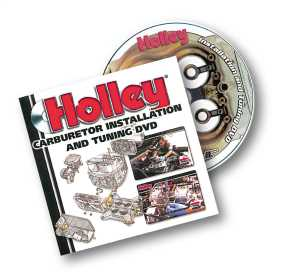 Carburetor Installation And Tuning DVD
