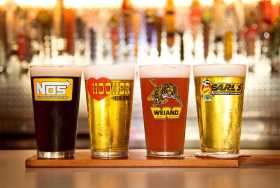Holley Logo Pub Glass Assortment