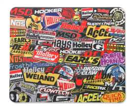 Sticker Bomb Mouse Pad