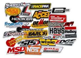 Go Fast Sticker Pack