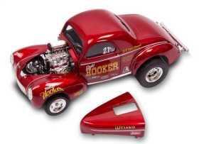 1941 Willys Gasser 1:18 Die Cast Model Car