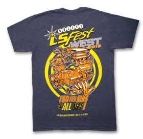 2018 LS Fest West Event T-Shirt