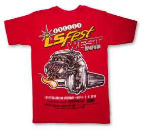 2018 LS Fest West Engine Event T-Shirt