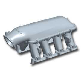 Hi-Ram Intake Manifold 300-117