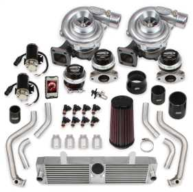 STS Turbo Remote Mounted Twin Turbo System