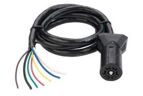 LED Test 7 Blade Trailer End Molded Cable 20087