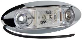 LED Oblong Clearance/Side Marker Light
