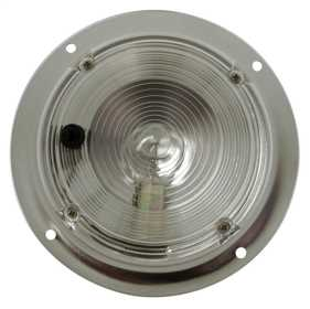 Plated Dome Light