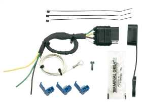 4 Flat Vehicle To Trailer Wiring Harness